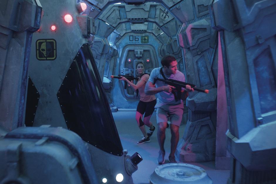 Cuenta con una ambientación de juegos abordo. (Foto: hiconsumption.com)
