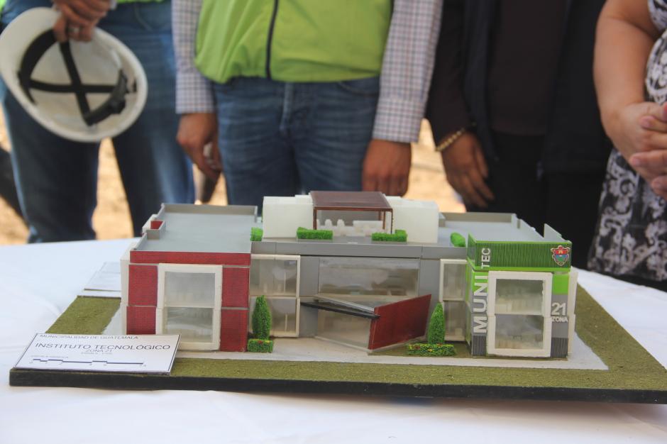 El proyecto busca generar un impacto positivo en la juventud de la zona 21. (Fredy Hernández/Soy502)