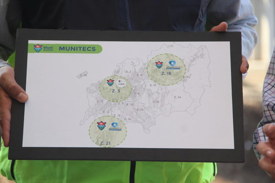 Se planea la construcción de dos centros tecnológicos más en la ciudad. (Fredy Hernández/Soy502)