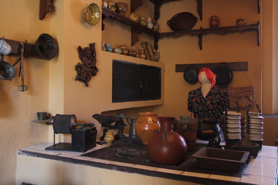 La cocina muestra un arte para la preparación de los alimentos. (Foto: Fredy Hernández/Soy502)