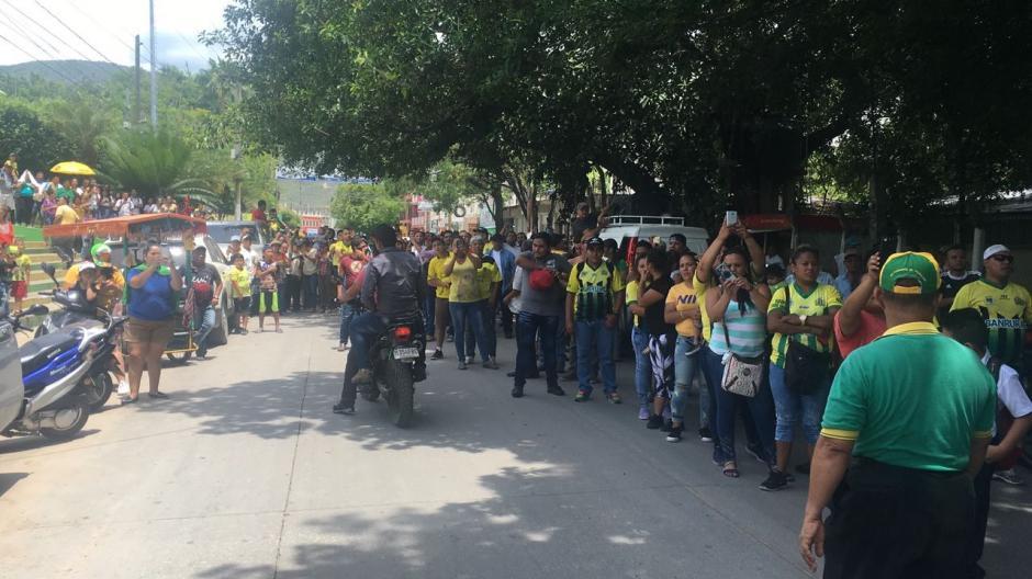 La fiesta se vivirá por una semana en la cabecera departamental de El Progreso. (Foto: Nuestro Diario)