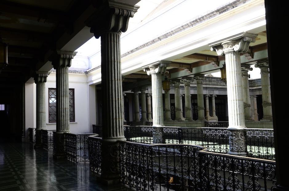 En 1980 fue declarado monumento histórico y en desde el 2001 forma parte del Ministerio de Cultura.  (Foto: Selene Mejía/Soy502)