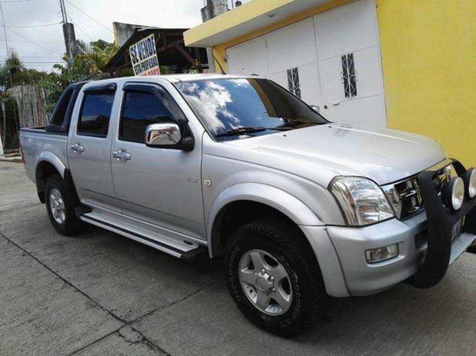 El vehículo fue robado durante la madrugada de este viernes. (Foto con fines ilustrativos:Gtanuncios.com)