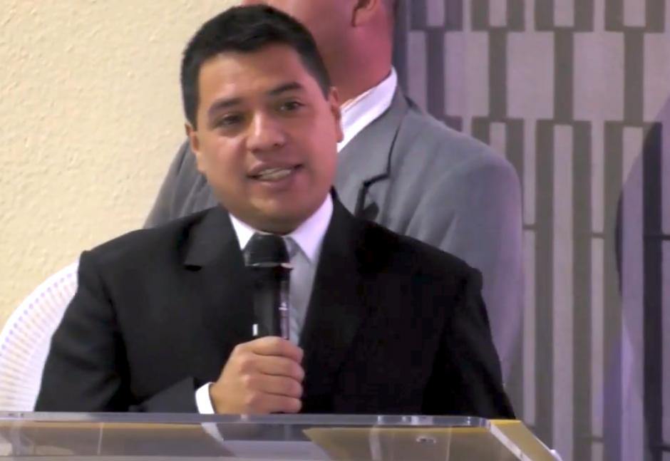 Kamilo Rivera fungía como viceministro de Seguridad cuando el MP ordenó su captura. (Foto: Soy502)