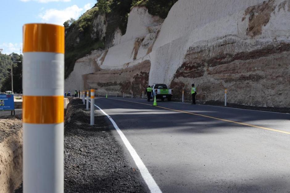 La capa asfáltica brindará una mejor movilidad a los conductores. (Foto: Ministerio de Comunicaciones)