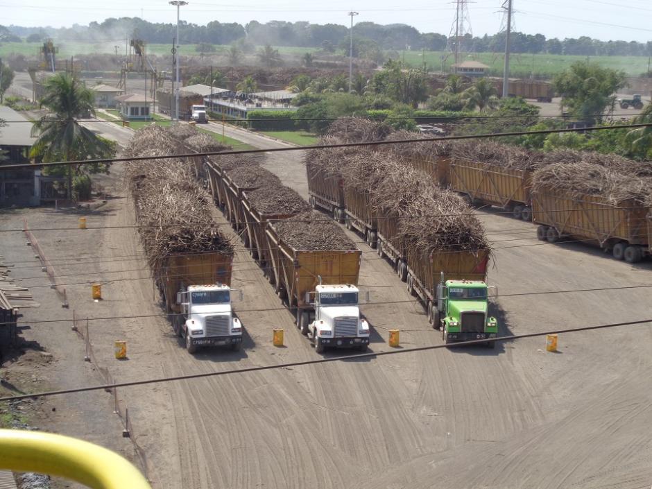 Guatemala es el 4to. exportador de azúcar a nivel mundial. (Foto Alberto Consuegra / Soy502)