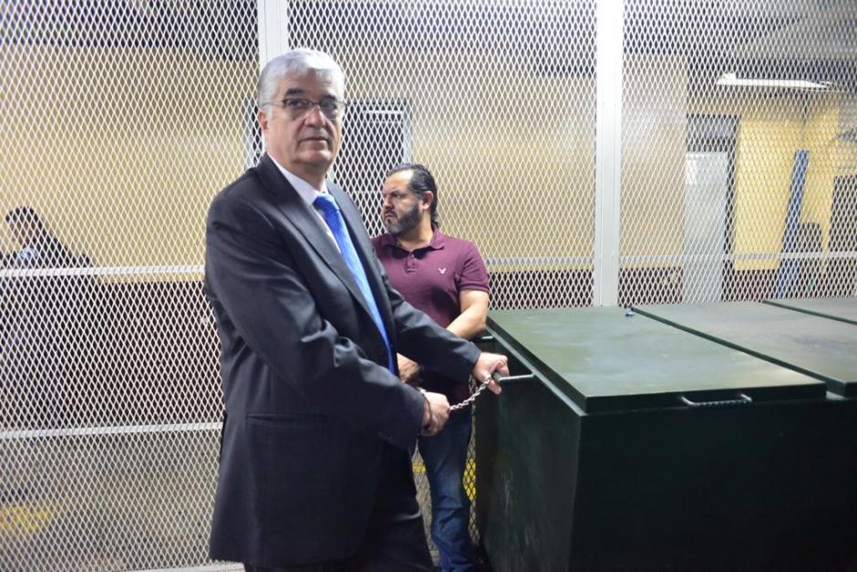 Dos reos declararon en contra de Carlos Vielmann en España. Para 2017, ambos ya habían cumplido sus condenas. (Foto: Archivo/Soy502)