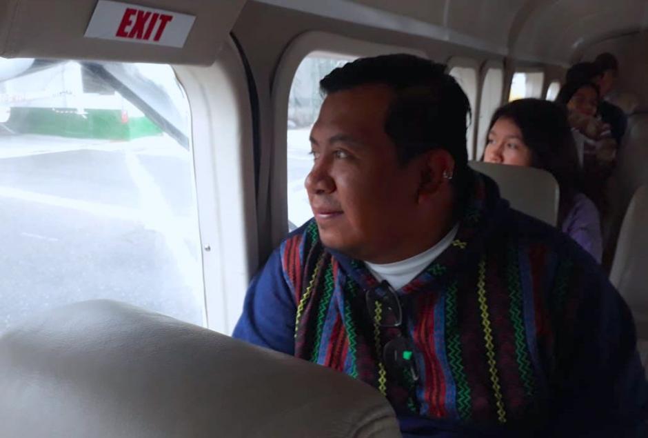 A partir del 19 de noviembre se iniciaron los vuelos entre estos dos puntos del país. (Foto: Fredy Hernández/Soy502)