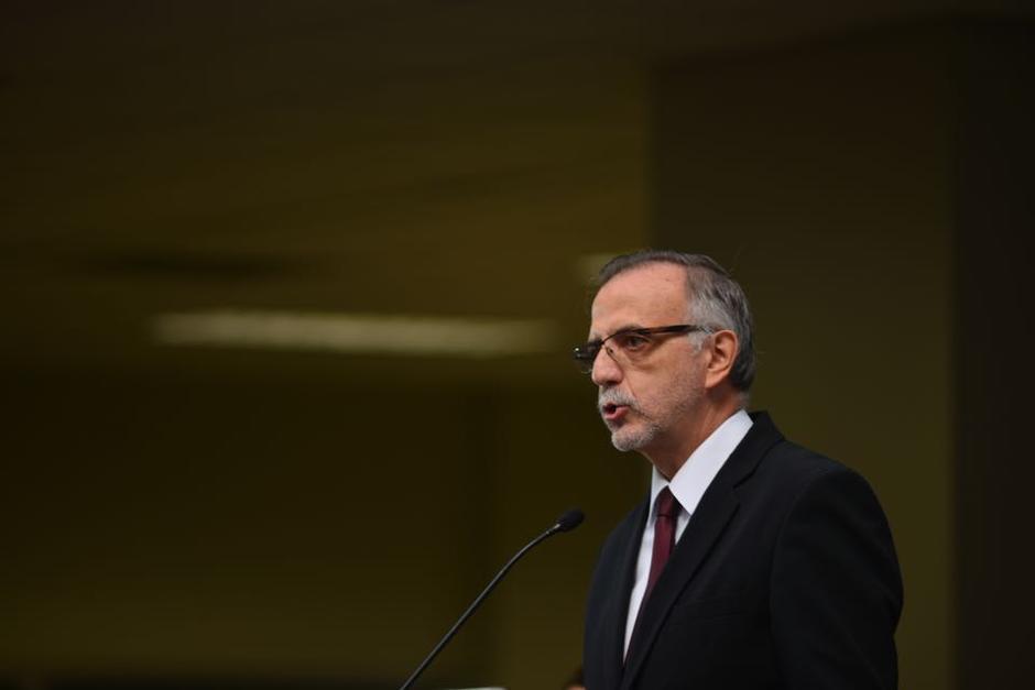 La máxima corte rechazó las acciones legales contra Iván Velásquez. (Foto: Archivo/Soy502)