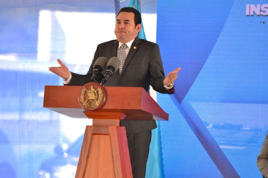 Desde el 3 de septiembre, el gobierno no ha permitido el regreso de Iván Velásquez al país. (Foto: Archivo/Soy502)