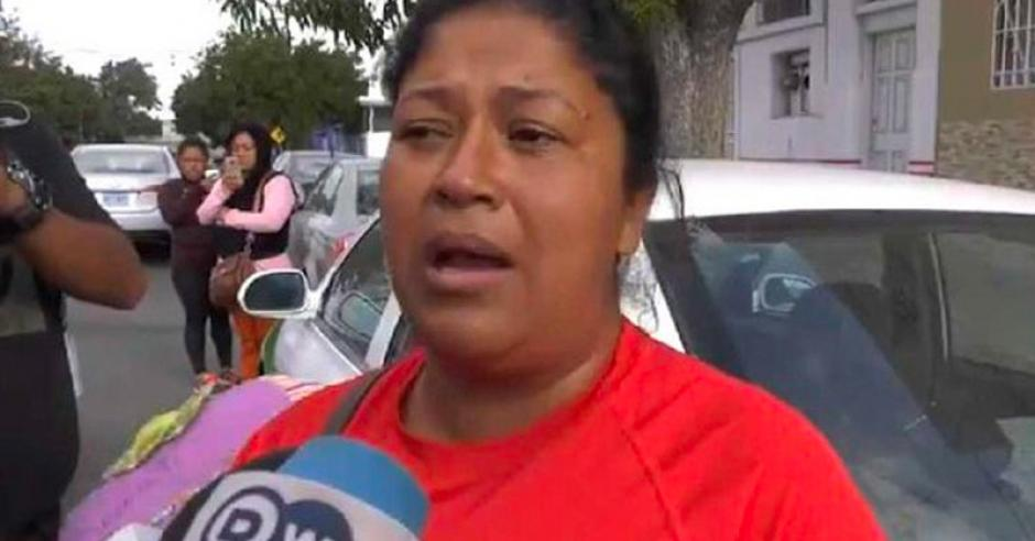 ¡Reportan como desaparecida a Miriam Celaya!, la migrante hondureña que rechazó frijoles