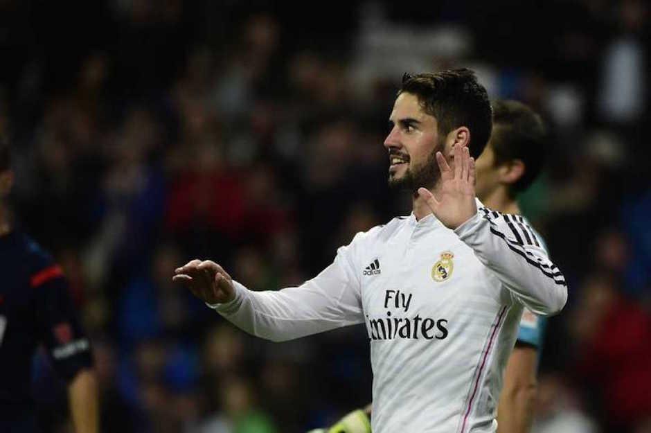 El Real Madrid quiere colocar a Isco por fichaje en el Tottenham