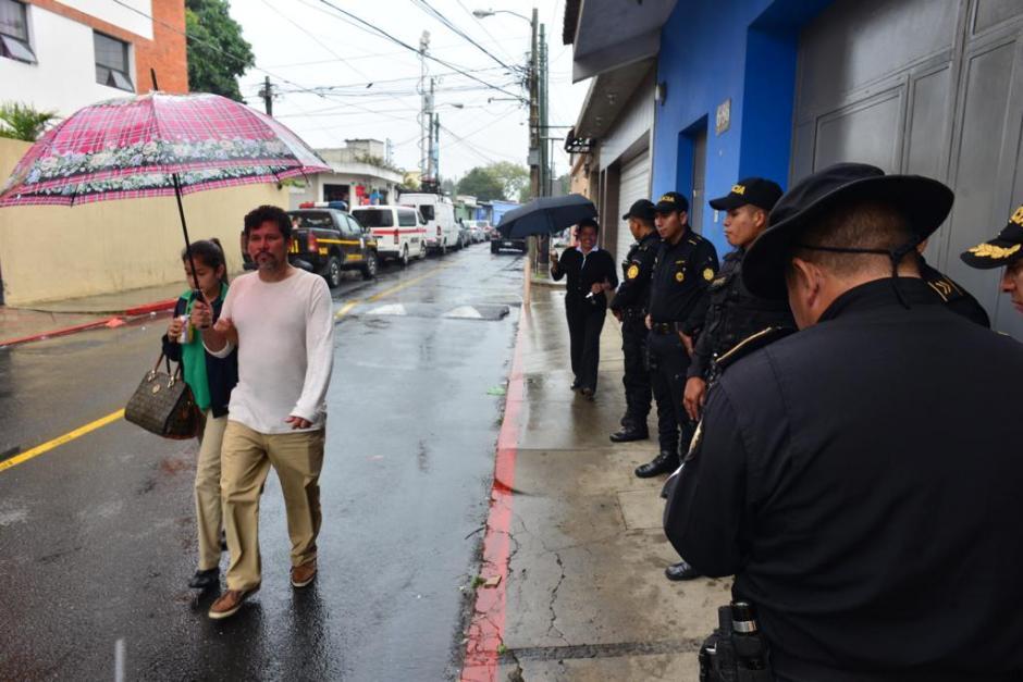 Los vecinos del área temen que los menores incendien el lugar. (Foto: Jesús Alfonso/Soy502)