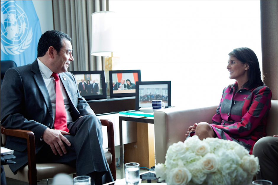 Renunció Nikki Haley, embajadora de EE.UU. en Naciones Unidas