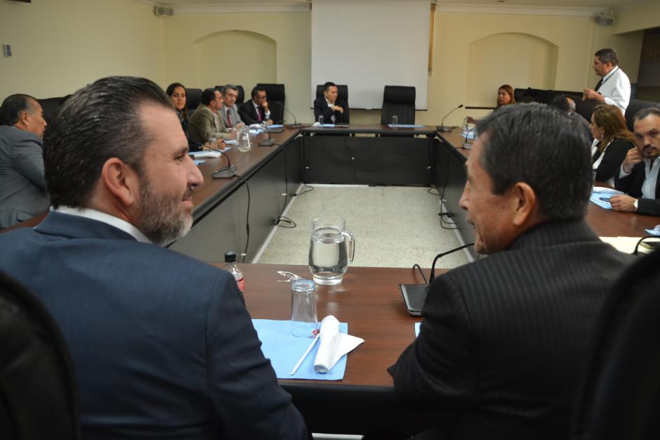 Arzú sería proclamado como candidato en la próxima asamblea general del MR. (Foto: cortesía José Castro)