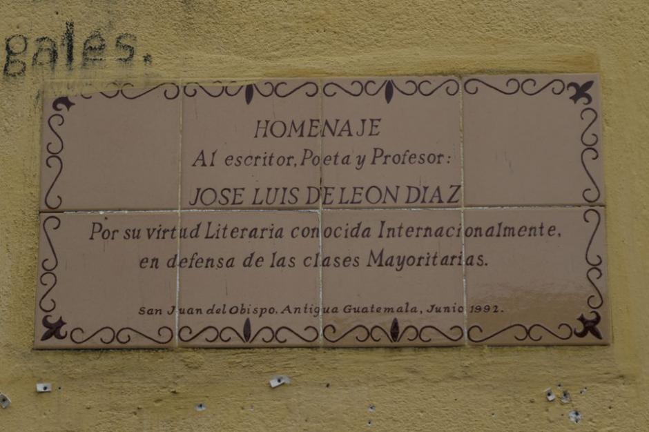 Brisa del Hunahpún nació del proyecto Luis de Lión, cuyo fin es que el arte cambia a la socieldad. (Foto: Alejandro Balán/Soy502)