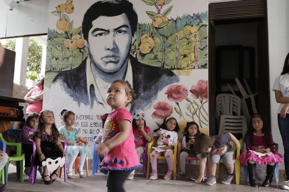 Sin duda estos niños tendrán un futuro diferente. (Foto: Alejandro Balán/Soy502)