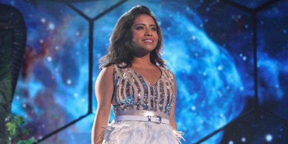 Paola Chuc hará un recorrido por la ciudad al arribar al país. (Foto: TV Azteca)