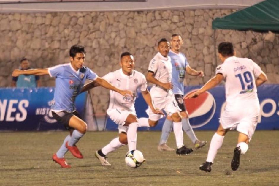 Comunicaciones ligó su segundo triunfo consecutivo en el campeonato. (Foto: Comunicaciones FC)