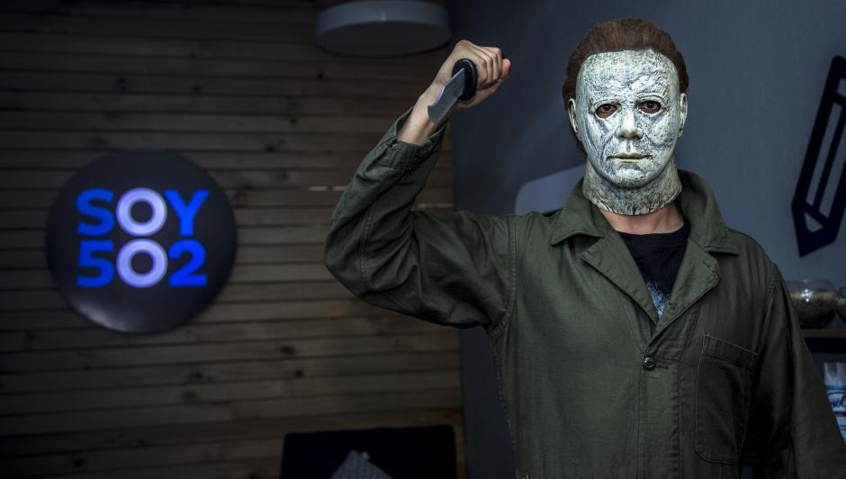 La película Halloween se estrena el 18 de octubre en los cines de Guatemala. (Foto: Victor Xiloj / Soy502)