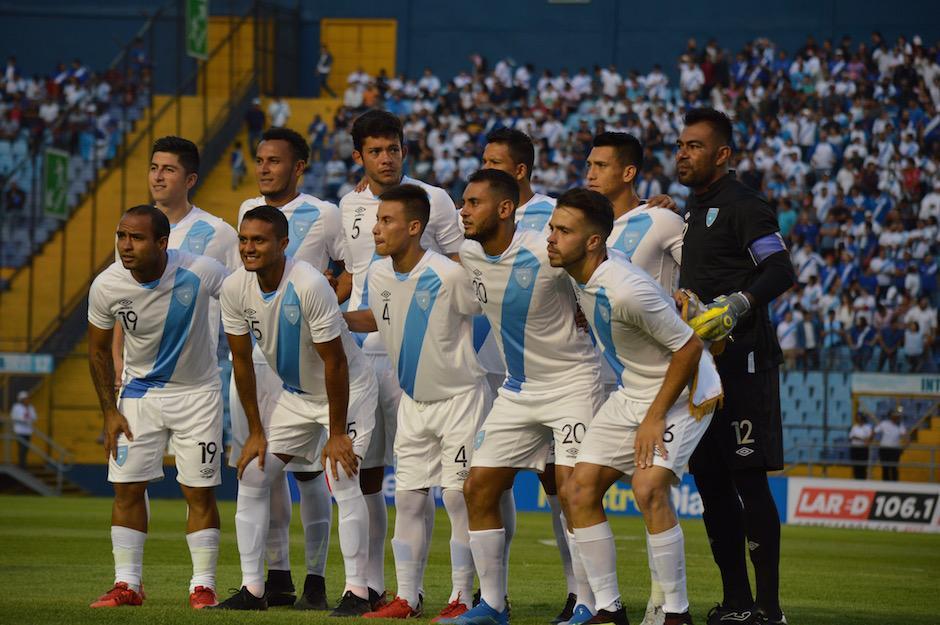 Guatemala jugará ante Israel en un partido de preparación. (Foto: Archivo/Soy502)