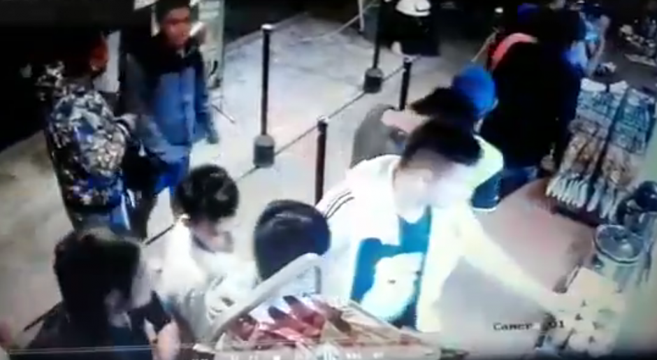 Las víctimas reportaron en un inicio que se trataba de hondureños. (Foto: captura de video)