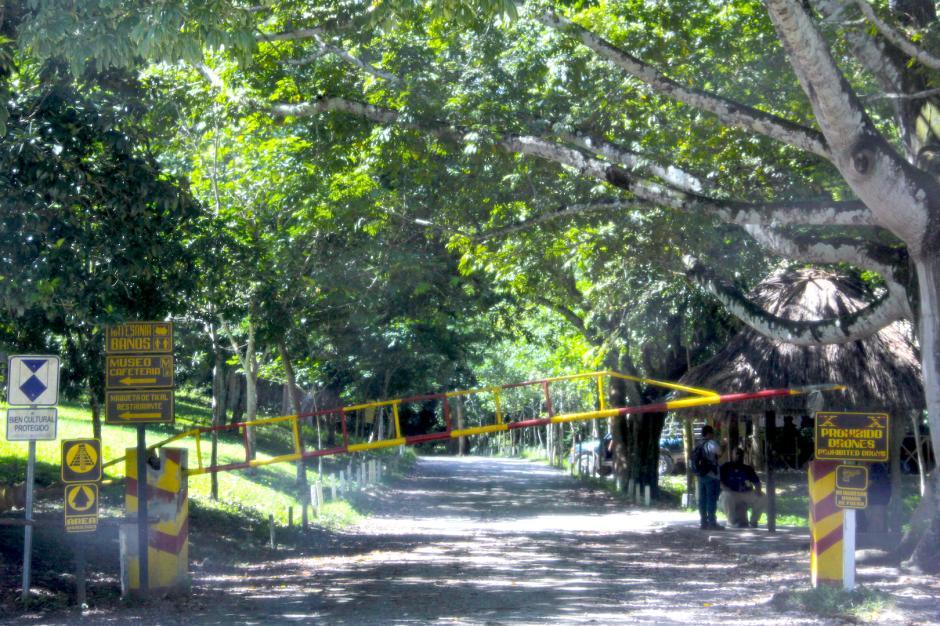 Debes llegar hasta Tikal para tomar la ruta hacia la comunidad. (Foto: Fredy Hernández/Soy502)