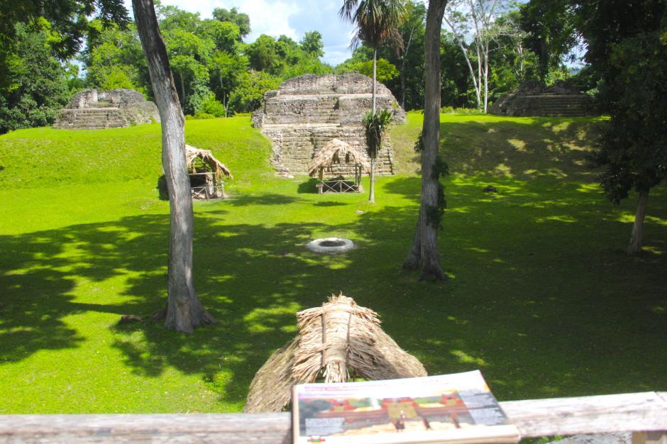 Uaxactún cuenta con el centro astrológico más impresionante de la cultura maya. (Foto: Fredy Hernández/Soy502)