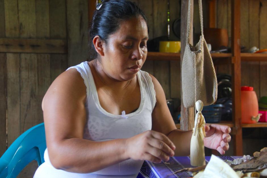 Esta actividad ha sido parte del desarrollo de su familia. (Foto: Fredy Hernández/Soy502)