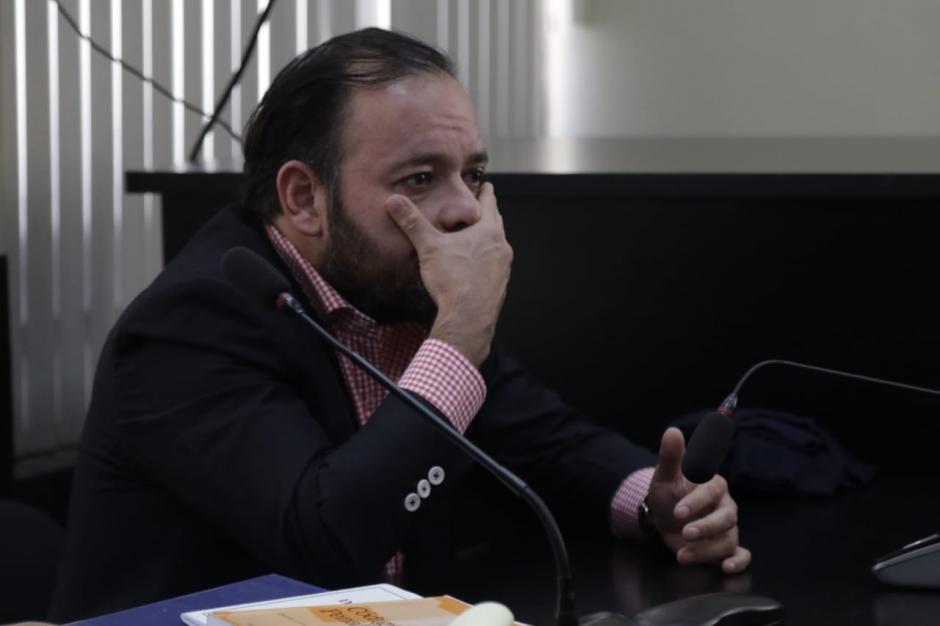 Juan Arturo Jegerlehener es el concuño de Alejandro Sinibaldi. (Foto: Alejandro Balán/Soy502)