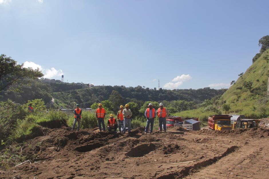 La intención es que este proyecto permita mayor movilidad hacia el sur del departamento. (Foto: Fredy Hernández/Soy502)