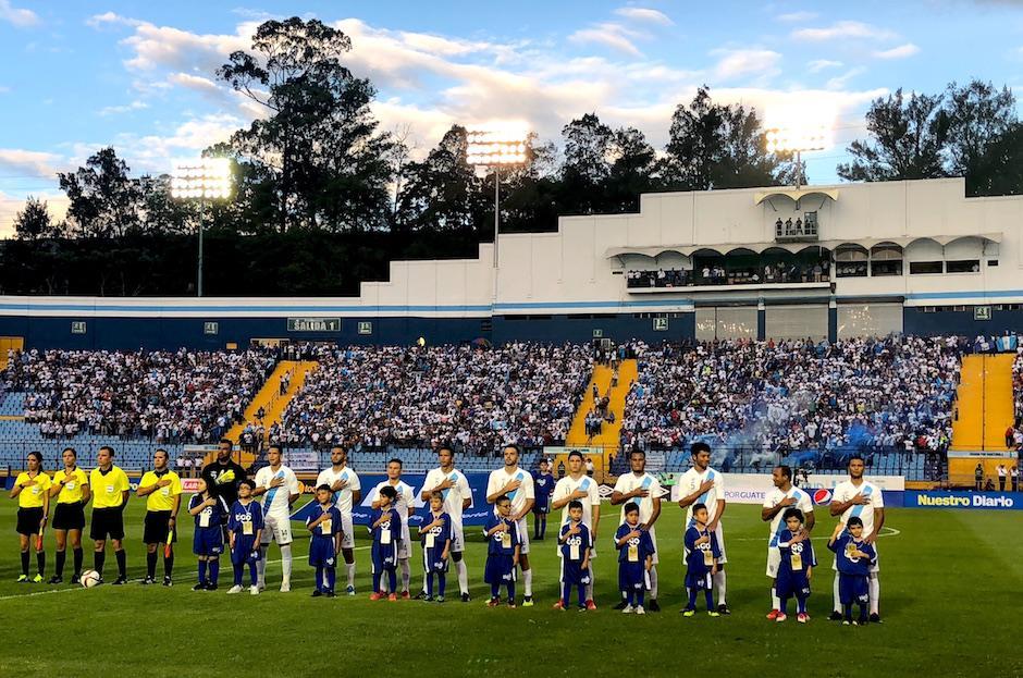 La Selección de Guatemala ya tiene fecha para volver a la competencia internacional de manera oficial. (Foto: Luis Barrios/Soy502)