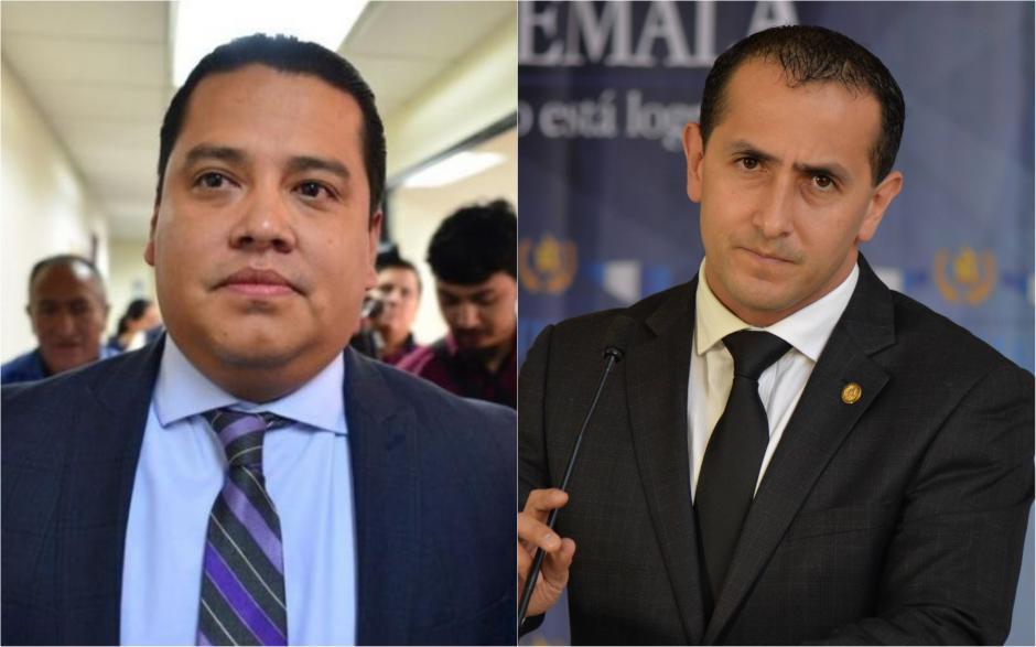 El ministro de Energía y Minas y cuñado de Marvin Mérida contrató a la abogada de este último. (Foto: Soy502)
