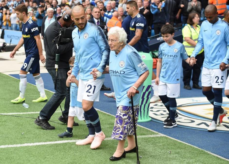 Manchester City vs. Fulham - Reporte del Partido - 15 septiembre, 2018