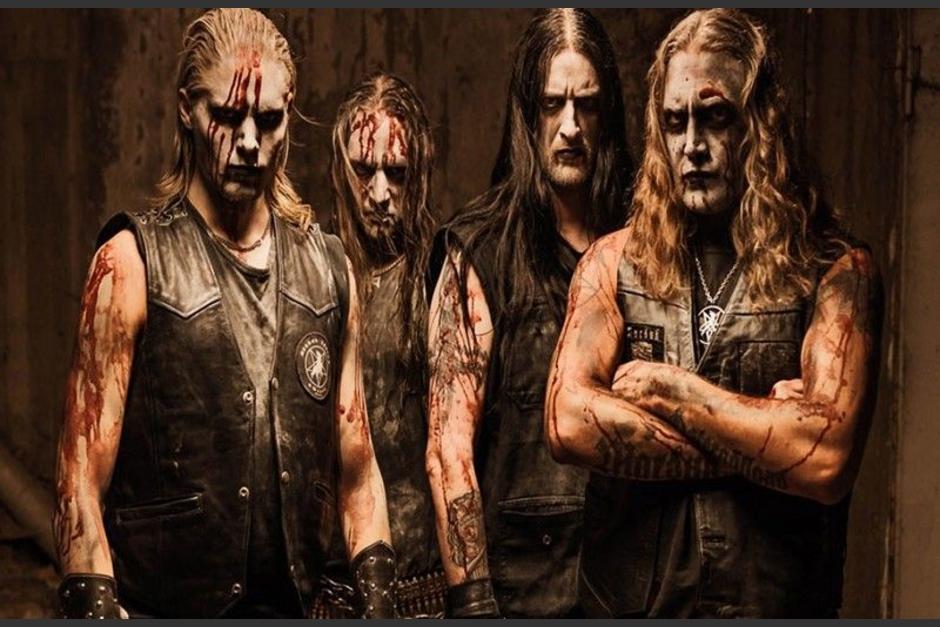 Desean impedir concierto de Marduk en Guatemala