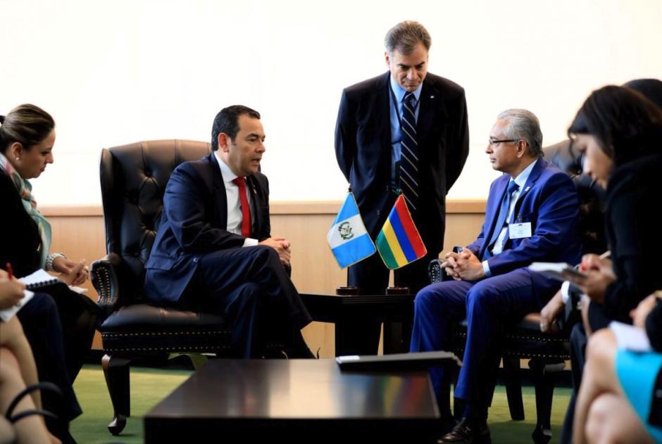 El Gobierno destacó la posición de la pequeña isla en organismos regionales del Índico. (Foto: Gobierno)