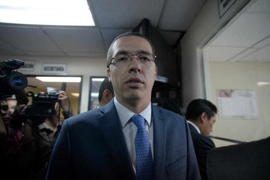 Felipe Alejos es el primer vicepresidente del Congreso. (Foto: archivo/Soy502)