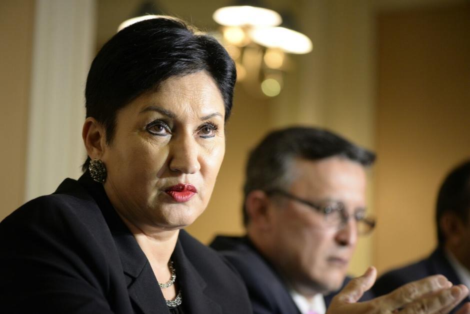 ¡Thelma Aldana no podrá participar en las elecciones 2019!