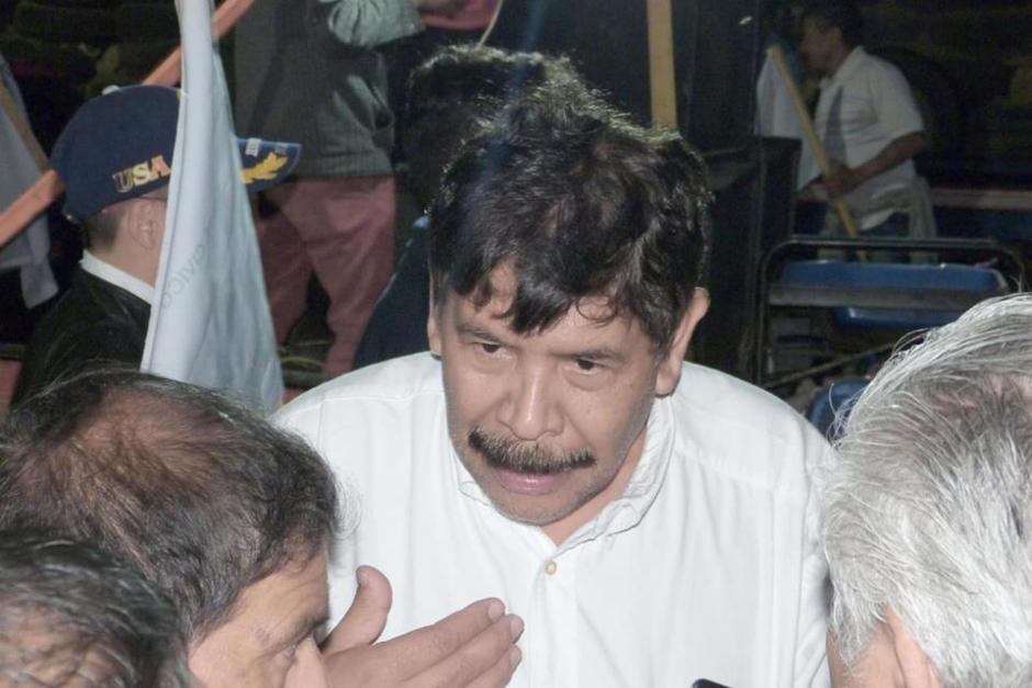 Vivar ya fue condenado y enfrenta un juicio por otro caso de corrupción. (Foto:Comité Cívico Santiago de los Caballeros)