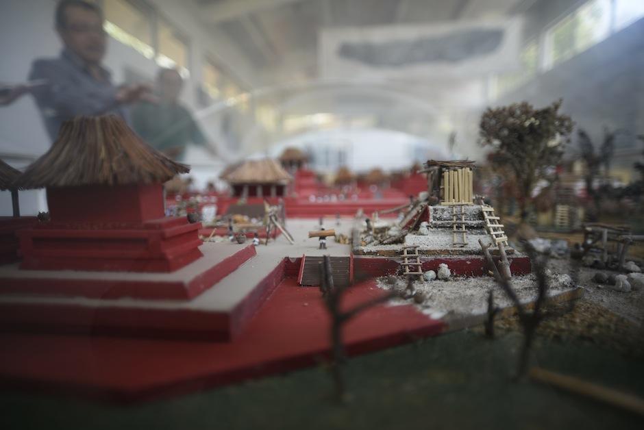 Uno de los sitios arqueológicos más extensos y antiguos de Mesoamérica.  (Foto: Wilder López/Soy502)