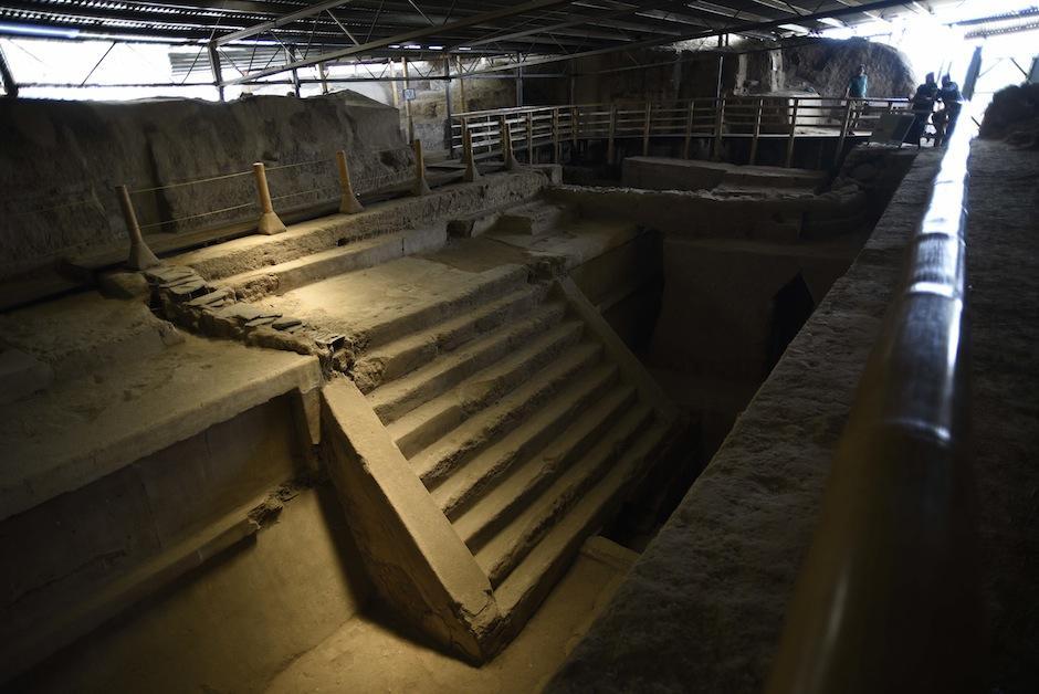 kaminaljuyú es una joya arqueológica en la ciudad.  (Foto: Wilder López/Soy502)