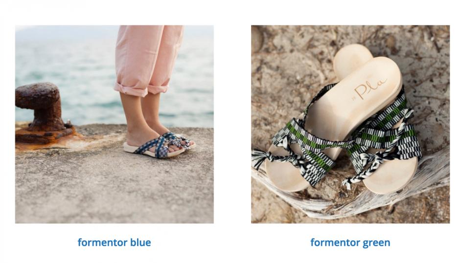 Irene Peukes lleva años de trabajar su marca en Guatemala. (Foto: Pla)