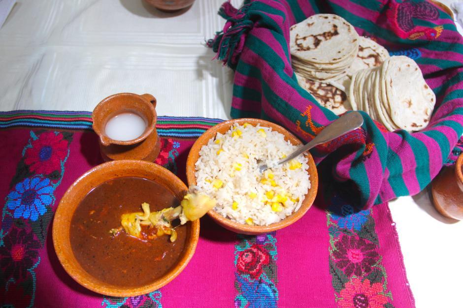 También podrás degustar de este delicioso platillo guatemalteco. (Foto: Fredy Hernández/Soy502)