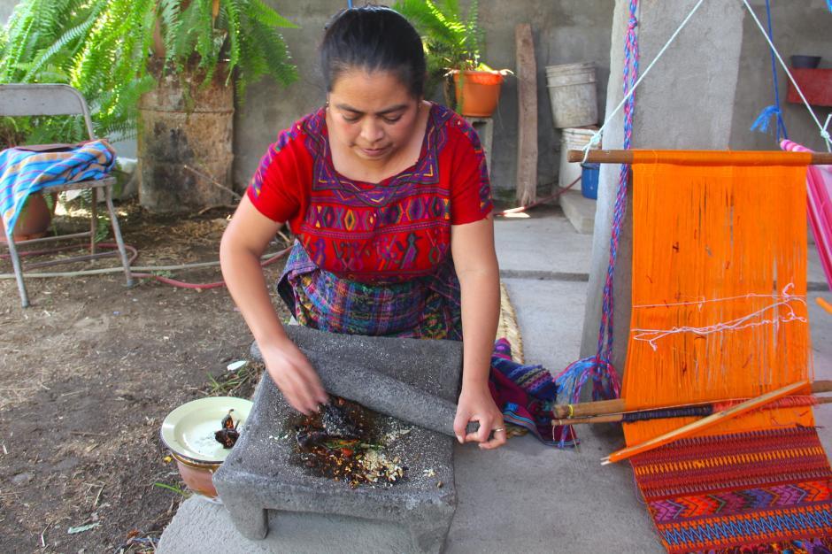 También aprenderás a hacer pepián de la manera ancestral. (Foto: Fredy Hernández/Soy502)