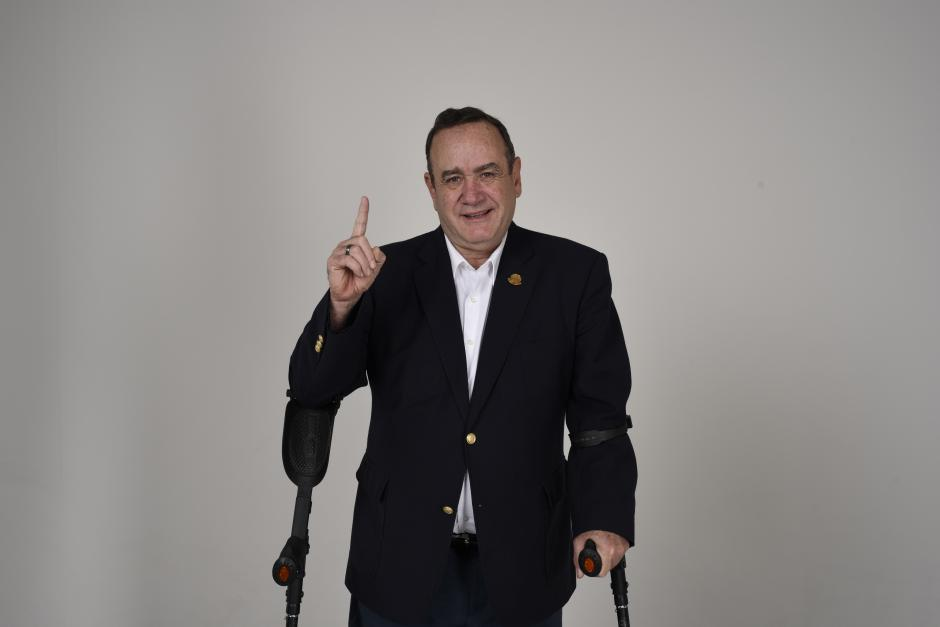 Giammattei fue el vencedor en las elecciones de este domingo. (Foto: Wilder López/Soy502)