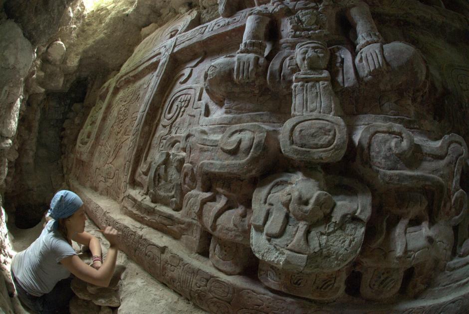 Uno de los estudios revela las prácticas de algunos reinos tras conquistar ciudades enemigas. (Foto:Proyecto Arqueológico Holmul)