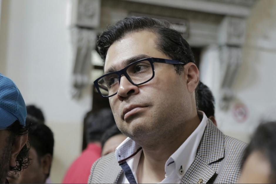 El presidente electo arremetió contra el alcalde de Mixco, Neto Bran, quien habría apoyado a Sandra Torres en su campaña. (Foto: Archivo/Soy502)