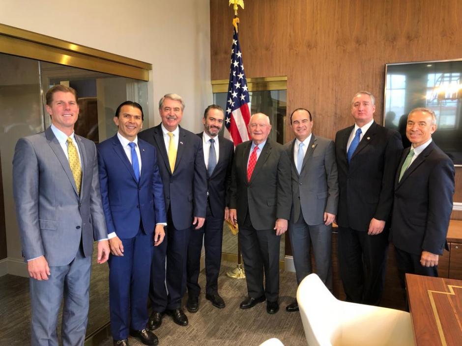 Varios ministros de Gobierno viajaron a EE.UU. en busca de nuevos convenios bilaterales. (Foto: AGN)