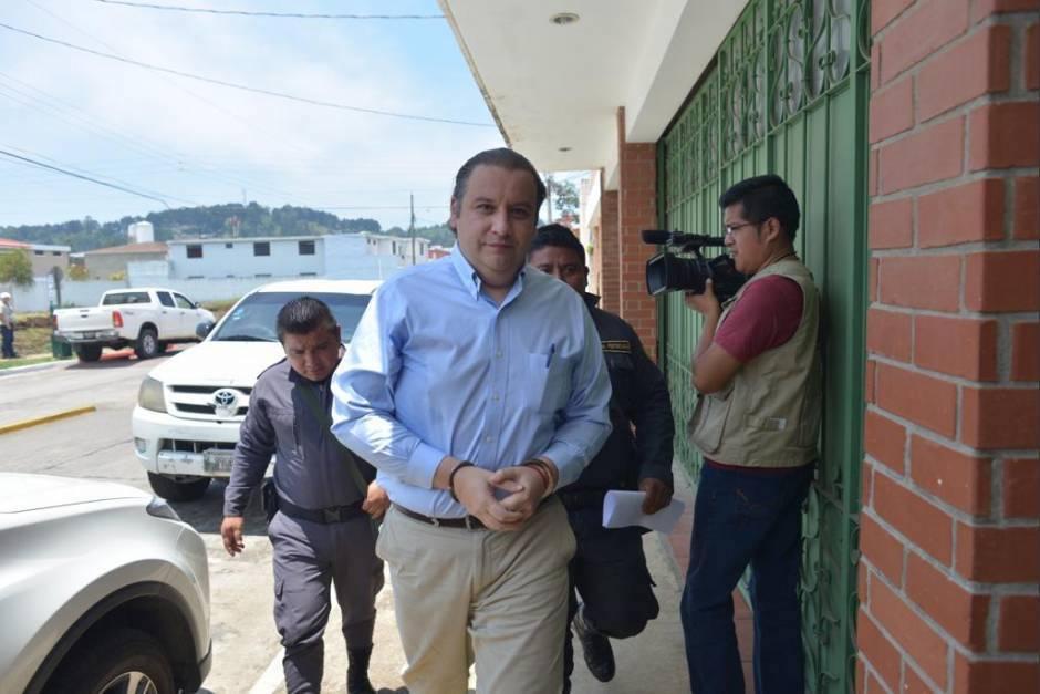 El acusado será juzgado en un tribunal de sentencia por femicidio (Foto: Archivo/Soy502)