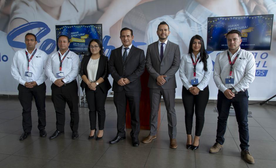 Este es el nuevo equipo de ventas de Agencia Arrazola. (Foto: George Rojas/Soy502)